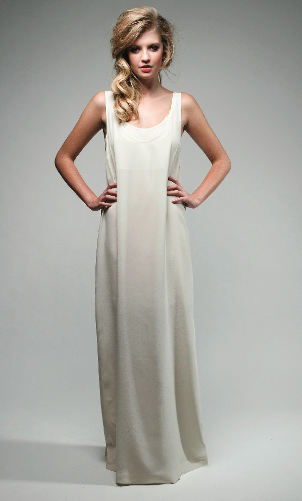 Juliette Hogan Draper Dress